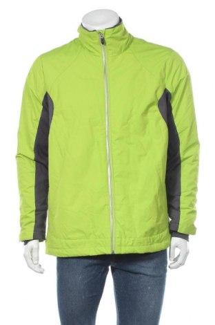 Мъжко яке Active By Tchibo, Размер L, Цвят Зелен, Полиестер, Цена 14,39лв.