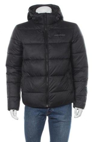 Geacă de bărbati Calvin Klein Jeans, Mărime M, Culoare Negru, Poliester, Preț 536,09 Lei