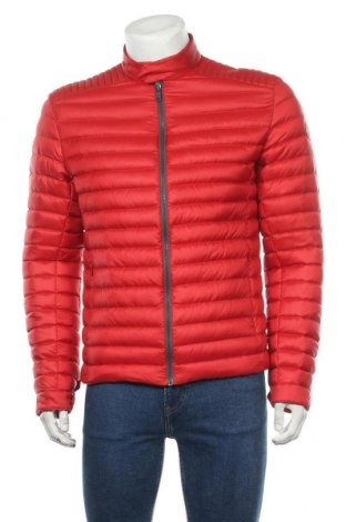 Pánská bunda  Colmar Originals, Velikost L, Barva Červená, Polyester, peří, Cena  4486,00Kč