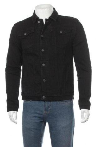Geacă de bărbati Denim Project, Mărime S, Culoare Negru, 99% bumbac, 1% elastan, Preț 108,95 Lei