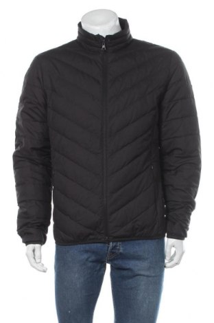Pánská bunda  Emporio Armani, Velikost L, Barva Černá, Polyester, peří, Cena  7272,00Kč