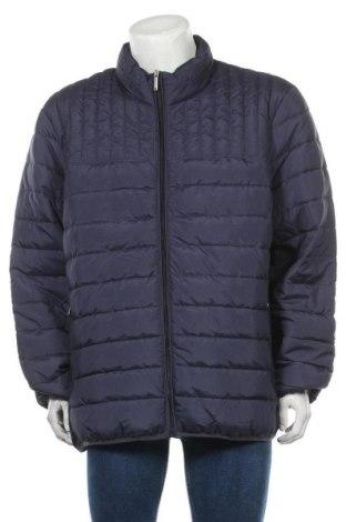 Ανδρικό μπουφάν Georg Stiels, Μέγεθος XXL, Χρώμα Μπλέ, Πολυεστέρας, Τιμή 25,46€