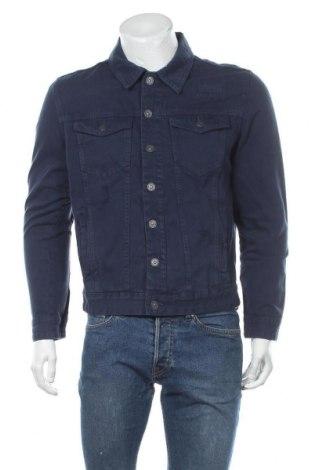 Мъжко яке Lft, Размер M, Цвят Син, 100% памук, Цена 44,25лв.