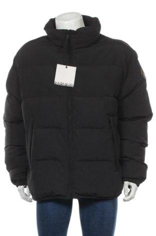 Pánská bunda  Napapijri, Velikost 3XL, Barva Černá, Polyamide, Cena  2732,00Kč