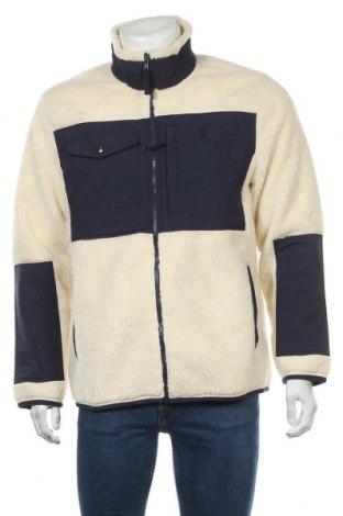 Pánská bunda  Polo By Ralph Lauren, Velikost M, Barva Bílá, 68% polyester, 32%acryl, Cena  3552,00Kč