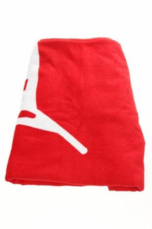 Prosop de plajă Faconnable, Culoare Roșu, Bumbac, Preț 343,09 Lei
