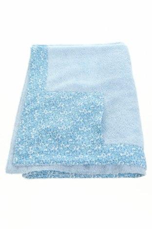 Плажна кърпа Lola Palacios, Цвят Син, Памук, Цена 35,64лв.