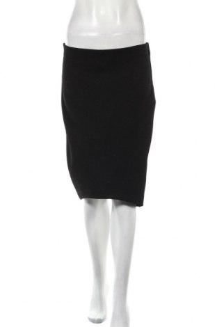 Φούστα H&M, Μέγεθος M, Χρώμα Μαύρο, 94% πολυεστέρας, 6% ελαστάνη, Τιμή 4,85€