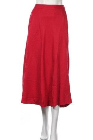 Пола Oysho, Размер S, Цвят Червен, 55% лен, 45% вискоза, Цена 28,98лв.