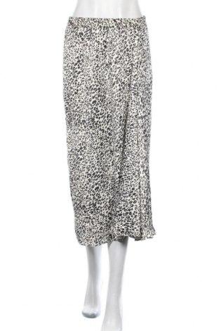 Пола Zara, Размер M, Цвят Екрю, Полиестер, Цена 8,85лв.