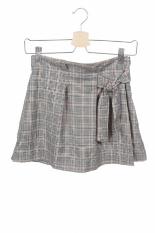 Φούστα-παντελόνι Zara, Μέγεθος 13-14y/ 164-168 εκ., Χρώμα Γκρί, 64% πολυεστέρας, 34% βισκόζη, 2% ελαστάνη, Τιμή 5,98€