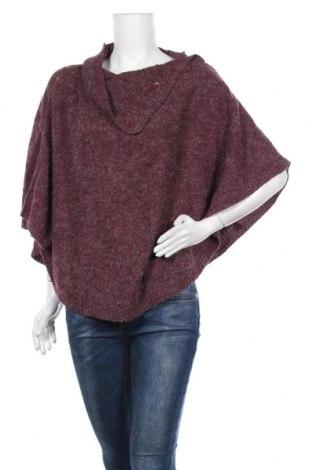 Пончо Vrs Woman, Размер XL, Цвят Червен, 80% акрил, 20% полиамид, Цена 12,86лв.