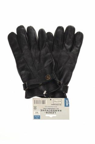 Rukavice  TCM, Barva Černá, Pravá kůže, Cena  472,00Kč