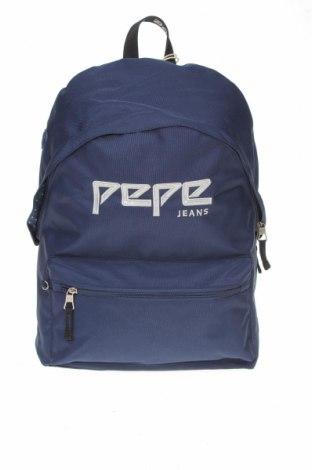 Ruksak  Pepe Jeans, Barva Modrá, Textile , Cena  1029,00Kč