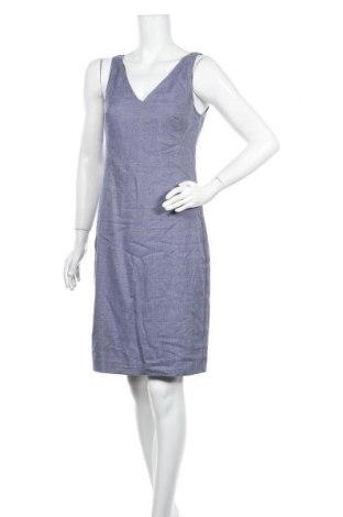 Φόρεμα Banana Republic, Μέγεθος S, Χρώμα Μπλέ, 39% πολυεστέρας, 30% βισκόζη, 30% μαλλί, 1% ελαστάνη, Τιμή 12,27€