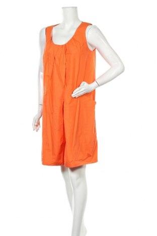 Рокля COS, Размер L, Цвят Оранжев, 100% памук, Цена 27,72лв.