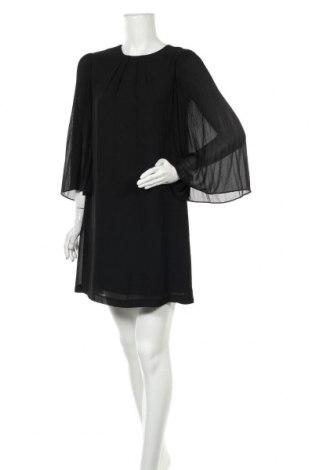 Rochie H&M, Mărime M, Culoare Negru, Poliester, Preț 48,68 Lei