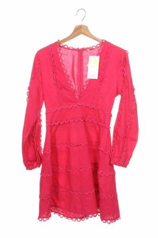 Φόρεμα La Morena, Μέγεθος XS, Χρώμα Ρόζ , Βαμβάκι, Τιμή 19,21€