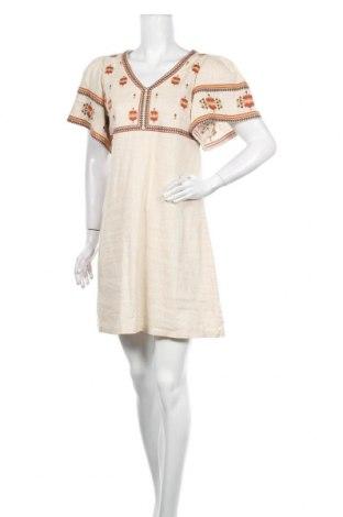 Šaty  La Morena, Velikost S, Barva Béžová, Bavlna, Cena  400,00Kč