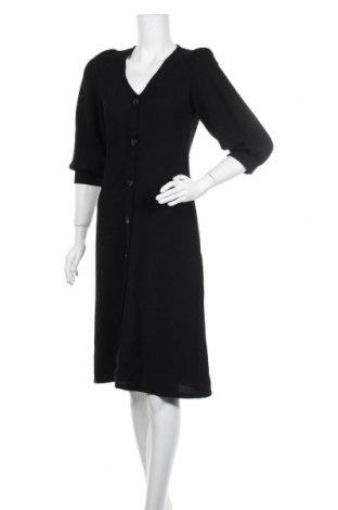 Φόρεμα Lefties, Μέγεθος S, Χρώμα Μαύρο, Πολυεστέρας, Τιμή 19,44€