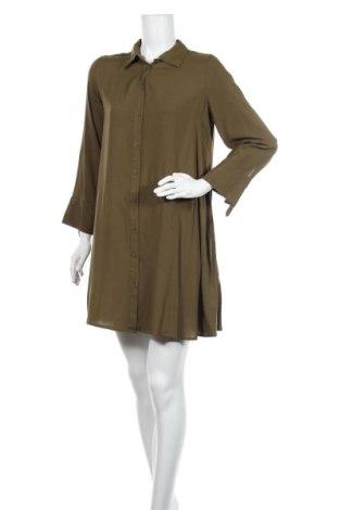 Φόρεμα Lefties, Μέγεθος M, Χρώμα Πράσινο, Βισκόζη, Τιμή 13,14€