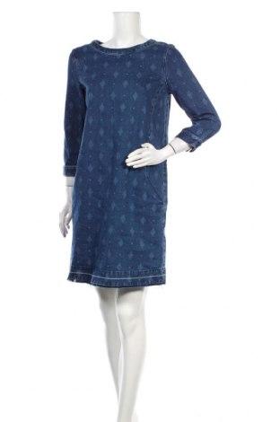 Šaty  S.Oliver, Velikost S, Barva Modrá, 90% bavlna, 9% polyester, 1% elastan, Cena  502,00Kč