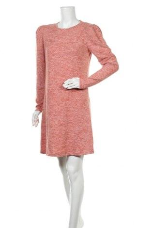 Рокля Vrs Woman, Размер S, Цвят Розов, 73% полиестер, 24% вискоза, 3% еластан, Цена 17,64лв.
