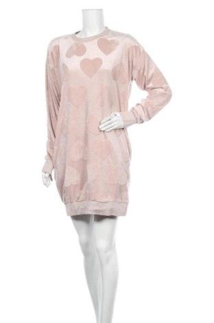 Рокля Vrs Woman, Размер L, Цвят Розов, 94% полиестер, 6% еластан, Цена 30,45лв.