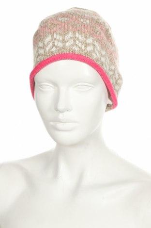 Шапка Christian Berg, Цвят Многоцветен, 49% памук, 45% полиакрил, 6% полиестер, Цена 17,64лв.