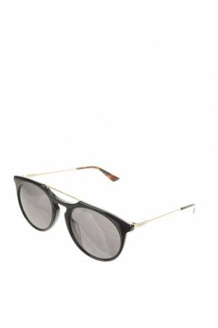 Слънчеви очила Gucci, Цвят Черен, Цена 186,00лв.