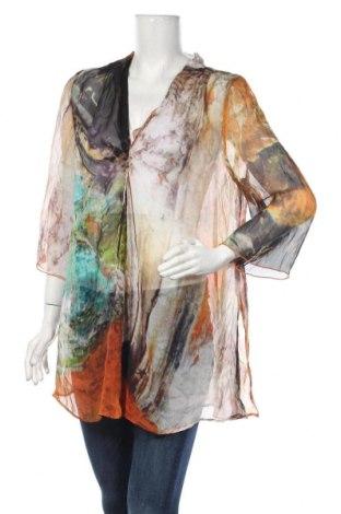 Туника Evelin Brandt, Размер XL, Цвят Многоцветен, 100% коприна, Цена 39,00лв.