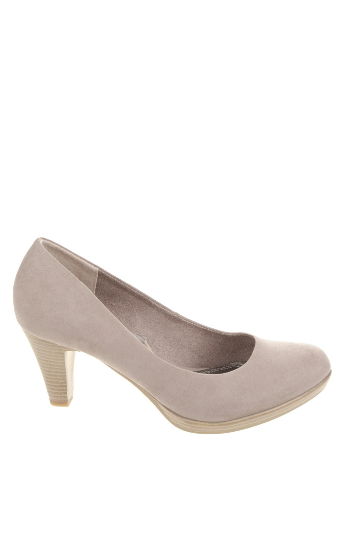 Дамски обувки Marco Tozzi, Размер 39, Цвят Бежов, Текстил, Цена 59,25лв.