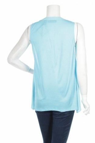 Γυναικείο πουκάμισο I.n.c - International Concepts, Μέγεθος L, Χρώμα Μπλέ, 100% πολυεστέρας, Τιμή 17,32€