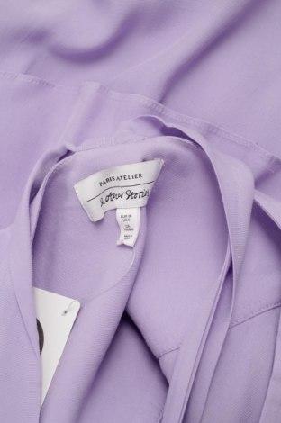 Дамска блуза & Other Stories, Размер S, Цвят Лилав, 100% вискоза, Цена 36,40лв.