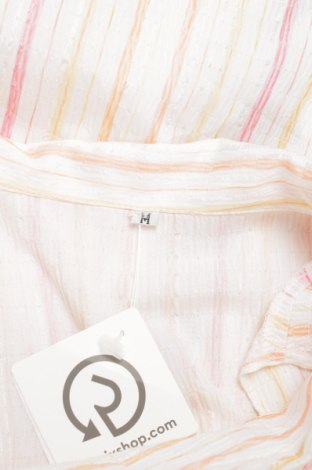 Дамска риза, Размер M, Цвят Многоцветен, 85% полиестер, 15% памук, Цена 5,25лв.