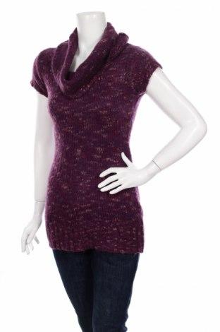 Дамски пуловер Apostrophe, Размер S, Цвят Лилав, 100% акрил, Цена 10,50лв.