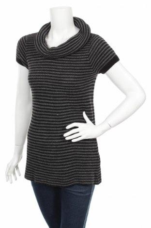 Дамски пуловер Naf Naf, Размер M, Цвят Черен, 100% акрил, Цена 6,40лв.