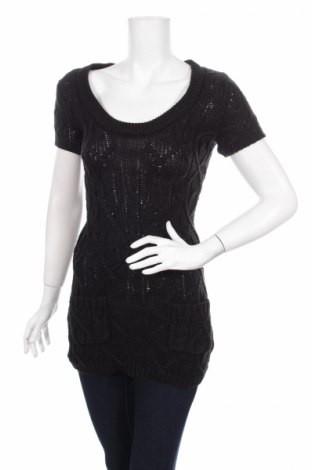 Дамски пуловер Tally Weijl, Размер XXS, Цвят Черен, Цена 6,76лв.