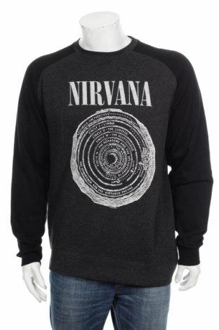 Bluză de bărbați Nirvana