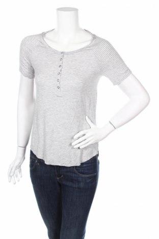 Дамска блуза American Eagle, Размер XS, Цвят Сив, 95% вискоза, 5% еластан, Цена 7,60лв.