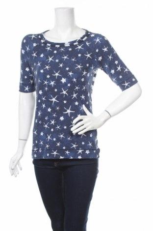 Дамска блуза Comma,, Размер S, Цвят Син, 94% памук, 6% еластан, Цена 7,80лв.