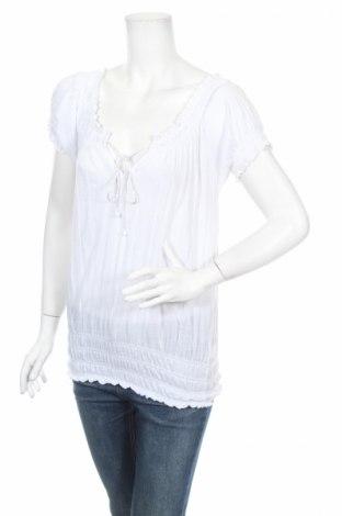 Дамска блуза Derek Heart, Размер S, Цвят Бял, Цена 3,00лв.