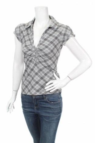 Γυναικεία μπλούζα Melrose, Μέγεθος S, Χρώμα Γκρί, 85% βαμβάκι, 10% πολυεστέρας, 5% ελαστάνη, Τιμή 2,78€