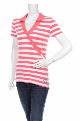 Дамска блуза My Style, Размер M, Цвят Розов, 95% памук, 5% еластан, Цена 4,50лв.