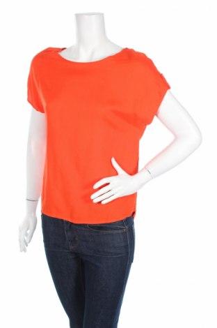 Дамска блуза Primark, Размер XS, Цвят Оранжев, Вискоза, Цена 4,50лв.