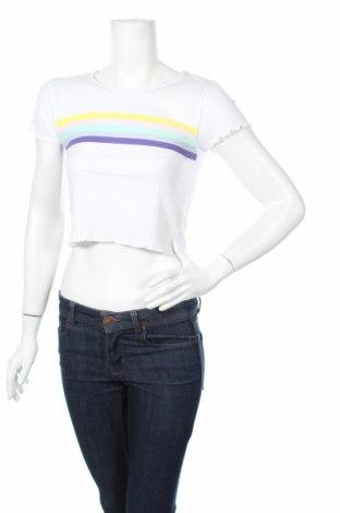 Дамска блуза Primark, Размер M, Цвят Бял, 65% полиестер, 31% вискоза, 4% еластан, Цена 4,80лв.