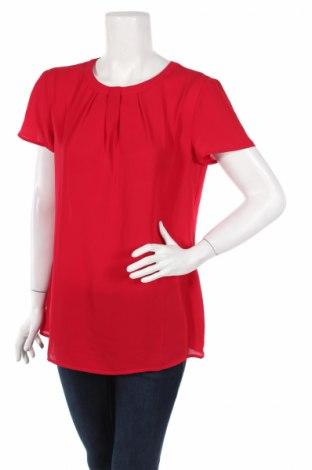 Bluză de femei S.Oliver, Mărime M, Culoare Roșu, Poliester, Preț 40,00 Lei