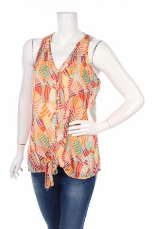 Γυναικείο πουκάμισο Banana Republic, Μέγεθος L, Χρώμα Πολύχρωμο, Πολυεστέρας, Τιμή 7,19€