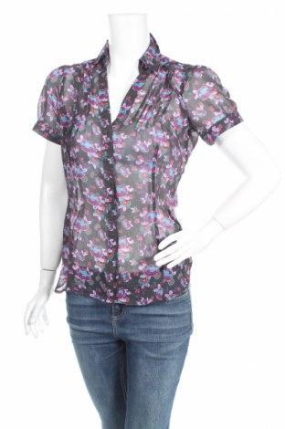 Дамска риза Esprit, Размер XS, Цвят Многоцветен, Цена 5,68лв.