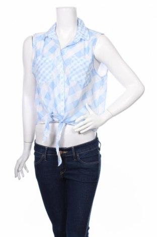 Дамска риза Fb Sister, Размер L, Цвят Син, Полиестер, Цена 5,00лв.